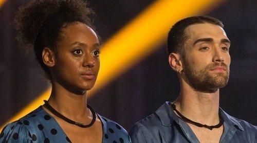 """Valeria y Fonsi ('Fama a bailar 2019'): """"Ha habido días que a poco de salir a escenario no sabíamos qué hacer"""""""