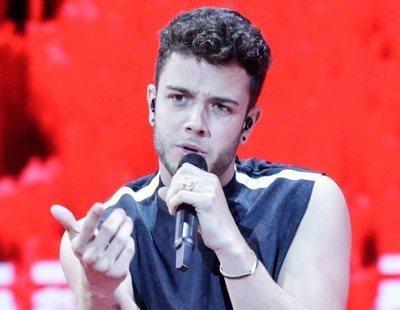 """Eurovisión 2019: Segundo ensayo de Luca Hänni cantando """"She Got Me"""" (Suiza)"""