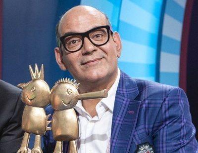 """José Corbacho: """"Grabamos 'Juego de niños' donde Pocholo perdió la mochila; este plató es el núcleo de la tele"""""""