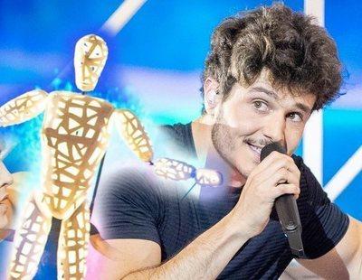 """Eurovisión 2019: La prensa especializada alaba a Miki en su primer ensayo pero """"no entiende"""" la marioneta"""