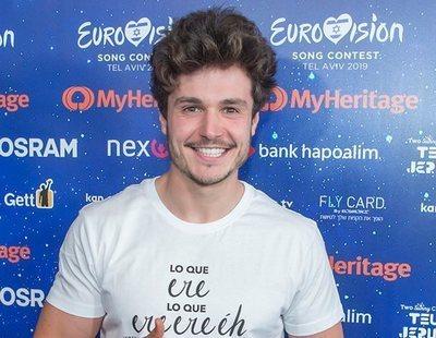 """Miki Núñez (Eurovisión 2019): """"No habrá más sorpresas en la puesta en escena, todas han sido ya desveladas"""""""