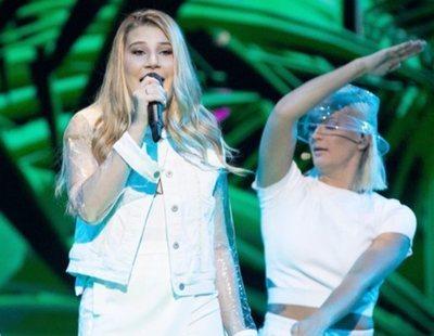 """Eurovisión 2019: Segundo ensayo de Michela Pace cantando """"Chameleon"""" (Malta)"""