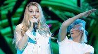 """Segundo ensayo de Michela Pace cantando """"Chameleon"""" (Malta) en Eurovisión 2019"""