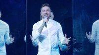 """Segundo ensayo de Sergey Lazarev cantando """"Scream"""" (Rusia) en Eurovisión 2019"""