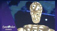 """Eurovisión 2019: Mamen Márquez y los bailarines de Miki analizan el primer ensayo de """"La venda"""""""