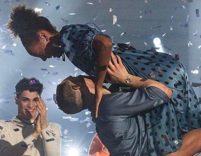 Making of de 'Fama a bailar 2019': Así vivimos la final por parejas y la victoria de Valeria y Fonsi