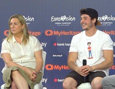 Eurovisión 2019: Segunda rueda de prensa de España tras los ensayos de Miki
