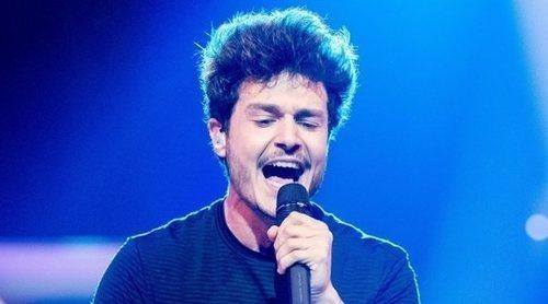 """Eurovisión 2019: Primer ensayo general de Miki cantando """"La Venda"""" (España)"""