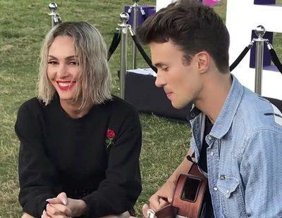 """Eurovisión 2019: Tamta y Lake Malawi versionan """"Shallow"""" de Lady Gaga y Bradley Cooper"""