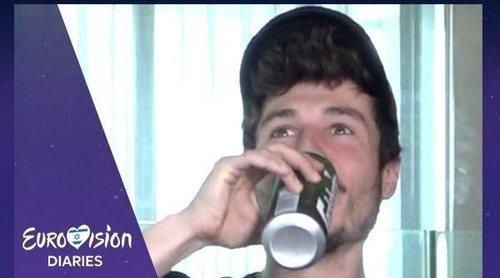 """Jugamos a """"Yo nunca"""" con Miki Núñez: """"No voy a renegar nunca de Eurovisión"""""""