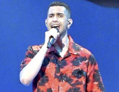 """Eurovisión 2019: Primer ensayo general de Mahmood cantando """"Soldi"""" (Italia)"""