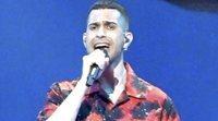 """Primer ensayo general de Mahmood cantando """"Soldi"""" (Italia) en Eurovisión 2019"""