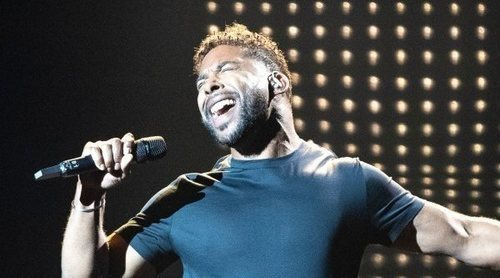 "Eurovisión 2019: Primer ensayo general de John Lundvik cantando ""Too Late for Love"" (Suecia)"