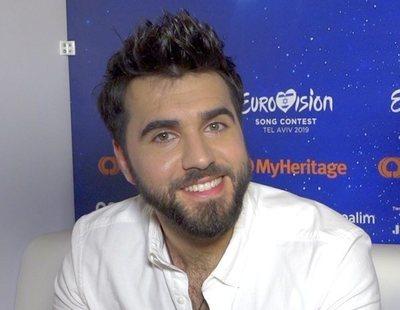 """Chingiz (Azerbaiyán): """"No he venido a Eurovisión 2019 con flamenco porque me lo guardo para la próxima vez"""""""