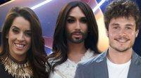 Miki, Conchita Wurst y Ruth Lorenzo cantan en el EuroClub de Eurovisión 2019