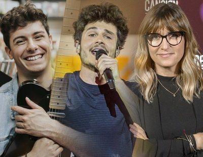 Eurovisión 2019: Amigos y compañeros de Miki Núñez le desean mucha suerte en la Gran Final