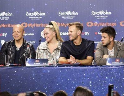 Eurovisión 2019: Rueda de prensa de los clasificados de la Semifinal 2