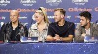 Rueda de prensa de los clasificados de la Semifinal 2 de Eurovisión 2019