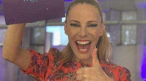 """Paula Vázquez: """"En el 93 ya bailaba en el 'Un, dos, tres'; los deberes de 'Fama a bailar' los tengo hechos"""""""