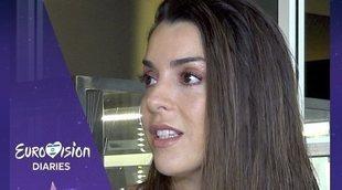 """Ruth Lorenzo: """"Estoy a vuestra disposición para ir a Eurovisión"""""""