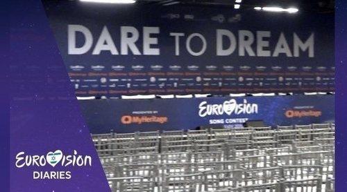 Eurovisión 2019: Así es por dentro el estadio Expo Tel Aviv de Israel