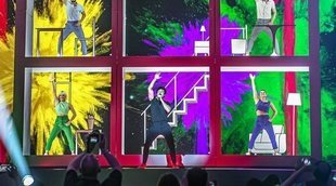 "Eurovisión 2019: Miki Núñez canta ""La venda"" en la Gran Final"