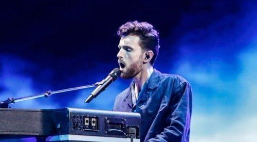 """Eurovisión 2019: Duncan Laurence canta """"Arcade"""" en la Gran Final"""