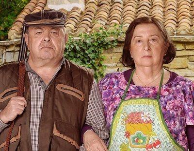 """Empar Ferrer: """"En 'El pueblo' ocurren situaciones graciosas que pasan en la vida, pero ahí no nos reímos"""""""