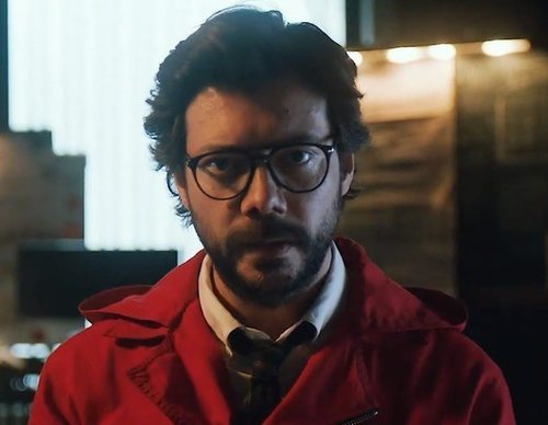 El Profesor desvela el motivo del regreso de 'La Casa de Papel' por una 3ª temporada