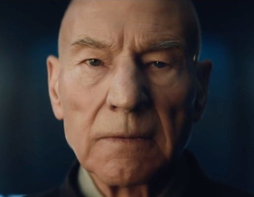 Patrick Stewart recupera la fe en el primer avance de 'Star Trek: Picard'