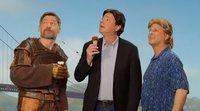 El divertido crossover entre 'Padres forzosos' y Jaime Lannister de 'Juego de Tronos'