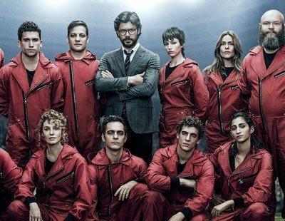'La Casa de Papel' presenta a su banda completa en el nuevo avance de la tercera temporada