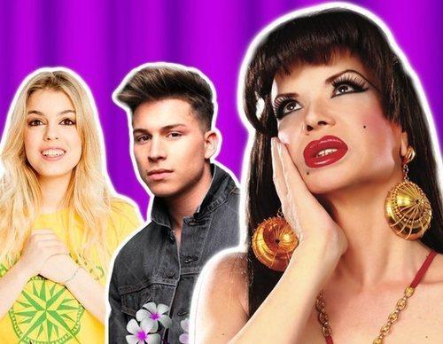 Casting de 'Veneno': Nerea, Raoul, Ruth Lorenzo y Roko se convierten en La Veneno