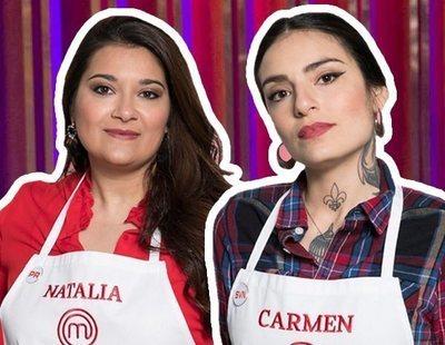 """Carmen ('MasterChef 7'): """"Categoría es que te echen dos veces de un sitio. Volveré y que me echen una tercera"""""""