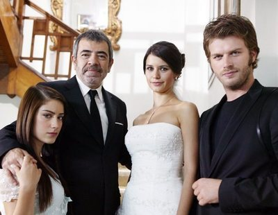 Tráiler de 'Amor prohibido', la serie más vista de Turquía que llega a Nova
