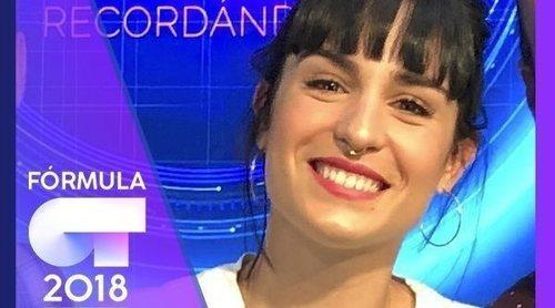"""Natalia Lacunza: """"No reniego de 'OT 2018' pero me gustaría que la gente me reconociese por la música"""""""