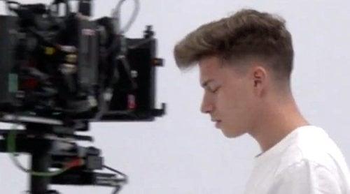 """Así se hizo el videoclip de """"Estaré ahí"""", el single de Raoul Vázquez"""