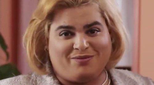 Paquita Salas se prepara para la boda de Belén Esteban en esta promo