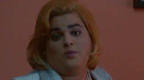 """Paquita Salas cuenta cómo ha sido la boda de Belén Esteban: """"Me he puesto como una cerda. ¡Sí, lo digo!"""""""