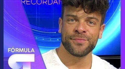 """Ricky Merino ('OT 2017'): """"Sueño con ir a Eurovisión"""""""