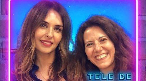 'Tele de Barrio 1': Patricia Vico y Fátima Baeza recuerdan a Maca y Esther de 'Hospital Central'