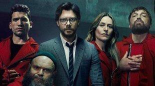 'La Casa de Papel': Rueda de prensa de la temporada 3