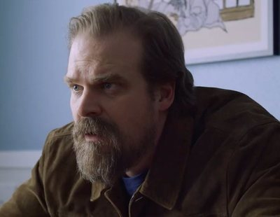 Tráiler de 'Frankenstein's Monster's Monster, Frankenstein', el falso documental de Netflix con David Harbour