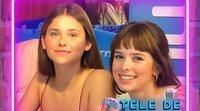 'Tele de Barrio 2': Alba Planas y Nicole Wallace ('Skam España') analizan el consumo televisivo de los jóvenes
