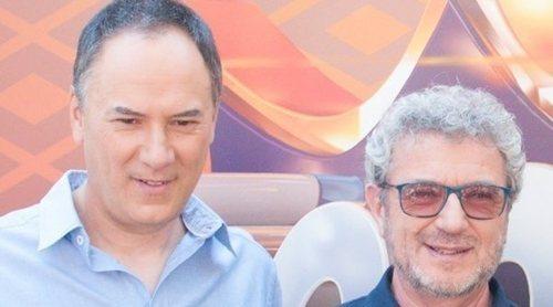 """Erundino y Valentín, de Los Lobos ('¡Boom!'): """"Nunca nos han favorecido con las preguntas"""""""