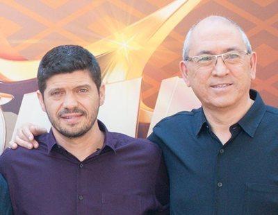 """Manu y Alberto, de Los Lobos ('¡Boom!'): """"Si no hubiera podido ser sustituido, José Pinto se habría quedado"""""""
