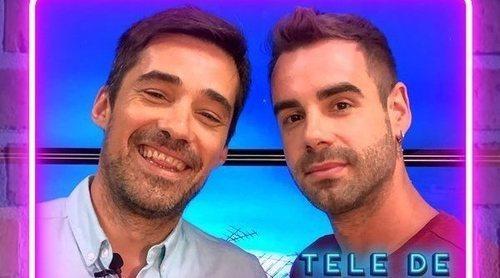 'Tele de Barrio 3': Jordi Cruz y David Carrillo recuerdan el lado más gamberro de 'Club Disney'