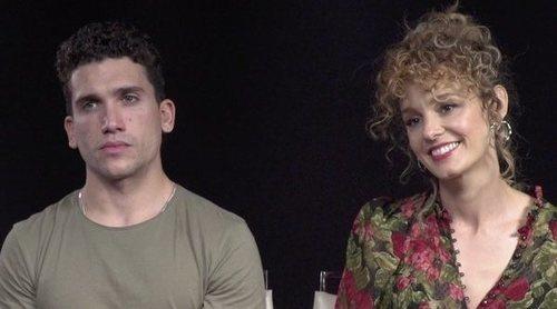 """Jaime Lorente y Esther Acebo ('La Casa de Papel'): """"Denver y Estocolmo tendrán muchos conflictos emocionales"""""""