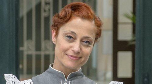 """María Blanco ('Acacias 38'): """"Se menosprecia a las series diarias"""""""