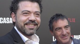 """Jesús Colmenar y Álex Pina ('La Casa de Papel 3'): """"Tenemos atraco para un tiempo"""""""